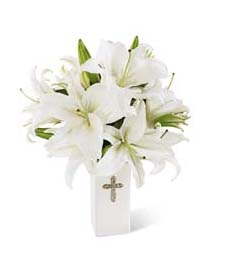 Eternal Life Sympathy Bouquet