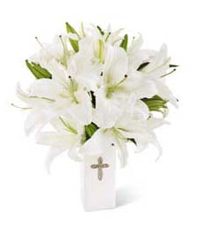 Faith in Hope Sympathy Bouquet