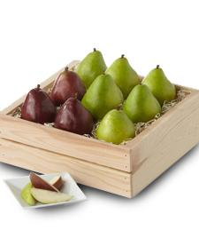 The Perfect Pear Gift Basket