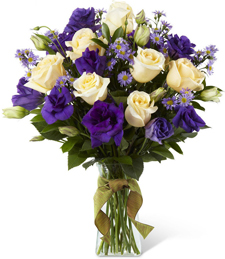 FlowerDelivery.com coupon: Mystical Allure