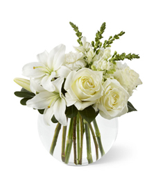 Enchanted Memories Sympathy Bouquet