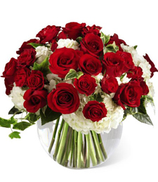 Shimmering Mystique Sympathy Bouquet