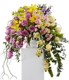 Commemoration of Affections Sympathy Bouquet