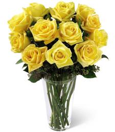 Sunshine Mornings Rose Bouquet