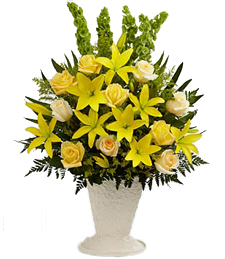 Sunkissed Memories Sympathy Arrangement