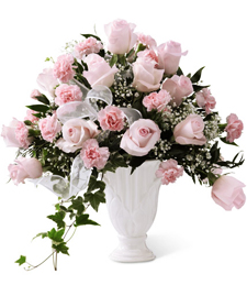 Rosewater Memories Sympathy BouquetRosewater Memories Sympathy Bouquet