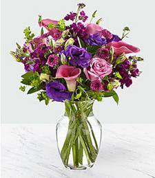 Love out Loud Bouquet w/vase