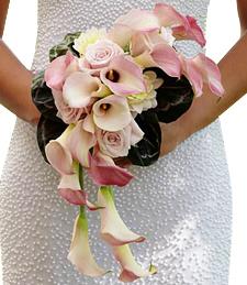 Cascading Memories Bouquet