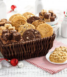 48 Cookie & 24 Brownie Basket
