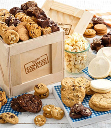 Mrs. Fields® Cookie Crate Combo