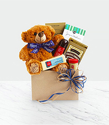 Papa Bear Gift Basket
