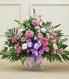 Heavenly Bliss Sympathy Basket
