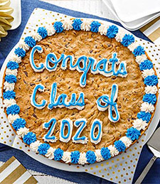 Congrats Class of 2020 Cookie Cake