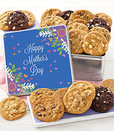 MOTHER'S DAY 24 SIGNATURE COOKIE TIN