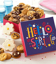 HELLO SPRING BITES BOX