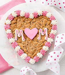 SWEETHEART MOM COOKIE CAKE