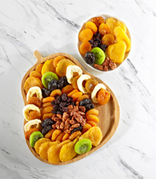 Dried Fruit Shaped Pear/Apple