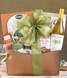 Grgich Hills Chardonnay Gift Basket