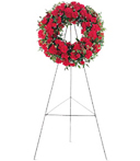 Small Red Wreath