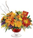 Autumn Splendor Bouquet