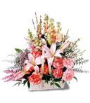 Fresh Breeze Sympathy Bouquet