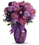 Lavender of Love Bouquet
