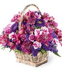 Brilliant Meadow Basket