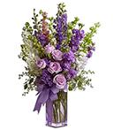 Waltzing in Purple