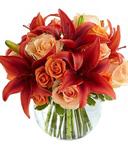 Bright Harvest Bouquet