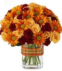 Golden Autumn Bouquet
