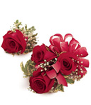 Rose Corsage & Boutonniere