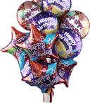 Birthday Festival of Balloons