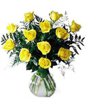 Yellow Thank You Roses