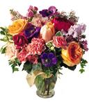 European Blooms Graduation Bouquet