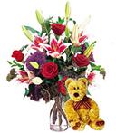 Bear & Fragrant Love Blooms