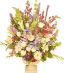 A Burst of Hope Funeral Bouquet