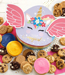 Mrs. Fields® Cookie Basket-4 Dozen - Item #mf-7ev302