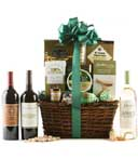 Crowd Pleaser Gift Basket - Item #ak-62534d35