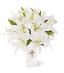 Faith in Hope Sympathy Bouquet