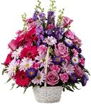 Springtime Solace Sympathy Bouquet