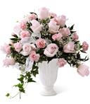 Rosewater Memories Sympathy Bouquet