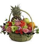 Garden of Fruits anf Flowers