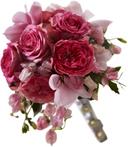 Hot Pink Pleasures Bouquet