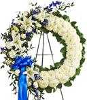 Heavenly Scents Standing Wreath
