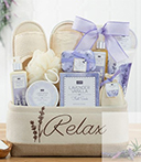 A Day Off Spa Gift Basket